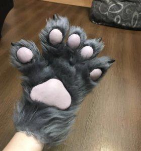 Перчатки волка (фурсьют)