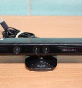 Kinect для Xbox 360 + игра
