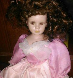 Кукла из глины