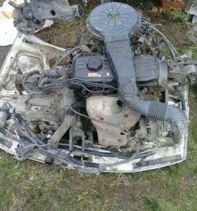 Двигатель 4G13 Митсубиси либеро