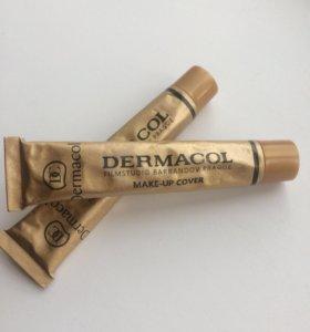 Тональный крем-Dermacol