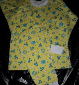 Продам новые детские пижамы