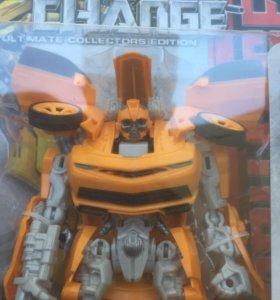 Робот Трансформер Бамблби 5 часть