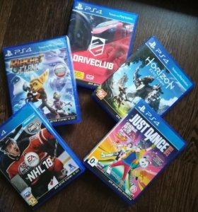 Игры для PS4 Продам!!!