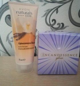 Парфюмерная вода Incandessence Glow + подарок