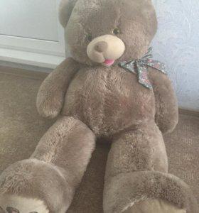 Медведь, мягкий в идеальном состоянии!)