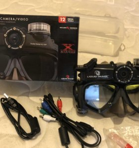 Маска-Камера для дайвинга