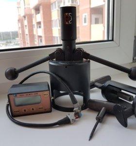 Измеритель прочности бетона ПОС - 50МГ4 - 2ПБ