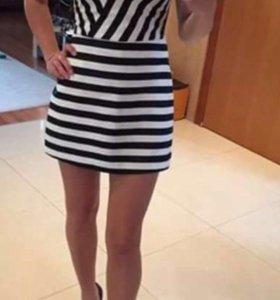 Платье комбинезон zara новый