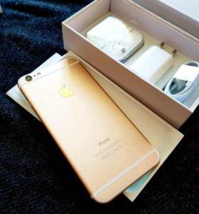 iPhone 6 64Gb Gold/Айфон 6 64гб золотой