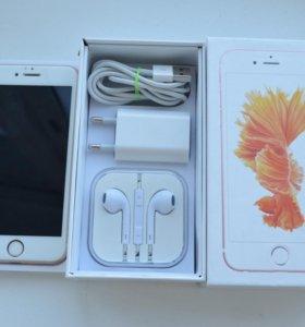 iPhone 6s. 16gb. Rose Gold