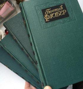 Гюстав Флобер собрание сочинений 4 тома