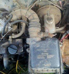 Мотор инжекторный на ваз2109