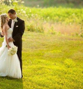 Свадебный фотограф, видеооператор на свадьбу