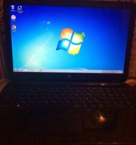 Ноутбук HP 15-g000sr (черный)