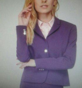новый пиджак zarina