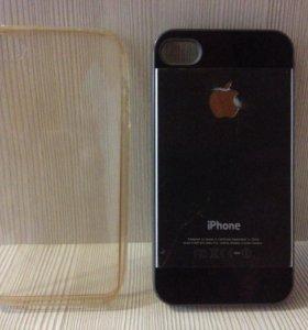 Айфон 4s бампера
