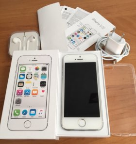 iPhone 5s Silver 16Gb РСТ