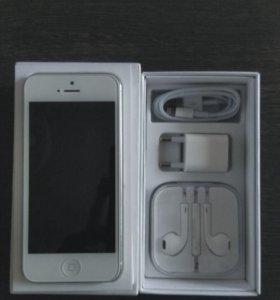 iPhone 5 16gb (не видит sim карты)