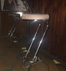 Барные стулья 2 шт