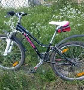 Подростковый велосипед trek mt 220 girl