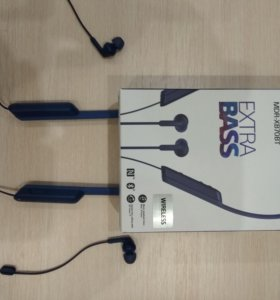 Наушники Sony MDR-XB70BT