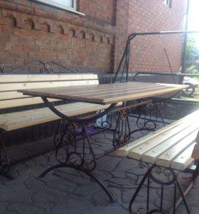 Продам мебель садовую