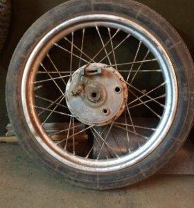 Колеса для мотоциклов