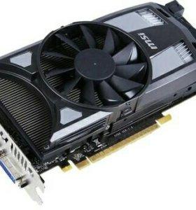 GTX 650-1GB DDR5 видеокарта
