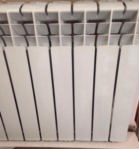 Радиаторы отопления от330₽