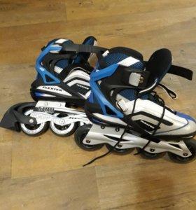 Роликовые коньки Flexter 40 размер