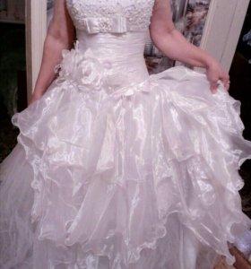 Платье вечернее или свадебное