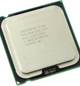 Intel Pentium E5300 Wolfdale (2600MHz, LGA775)