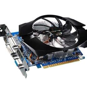 Видеокарта GIGABYTE GeForce GT 640