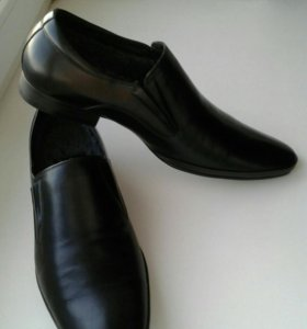 Magnus Shoes Зимние полуботинки