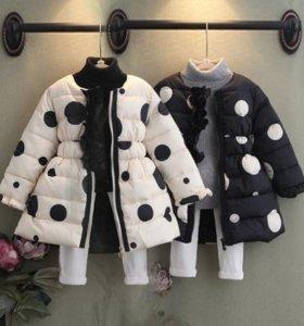 Куртка новая 128