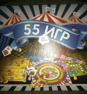 55 настольных игр для семьи