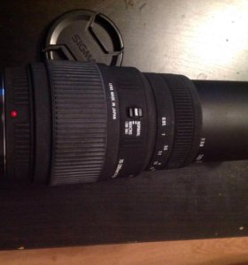 Фотообъектив Sigma DG 70-300mm F 4-5,6