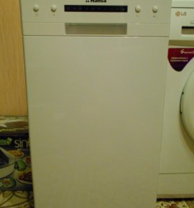 Посудомоечная машина Hansa ZWM 416 WH белый НОВАЯ