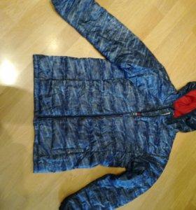 Куртка на мальчика sela,разм.12 лет.