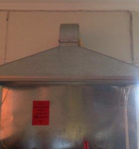 Зонт вентиляция для кухни 220 вольт