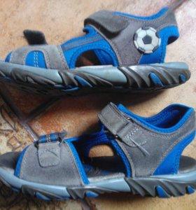 Летние сандалики для мальчика SuperFit Австрия