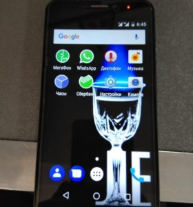 Смартфон Vertex Impres Lion 4G