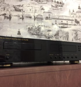 CD проигрыватель Musical Fidelity E601