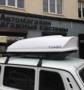 Автобоксы YUAGO (Яго) / Рашпилевская 272