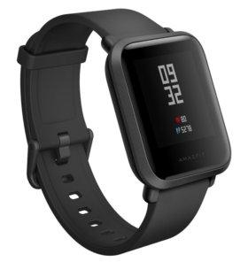 Смарт часы Xiaomi Amazfit Bip новые