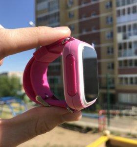 Детские Часы с GPS отслеживанием Q60S
