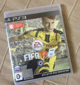 FIFA17 PlayStation 3