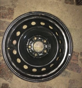 диски R16 5* 114.3