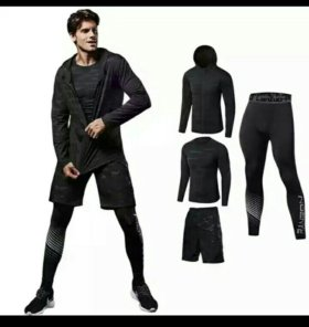 Мужской спортивный костюм новый